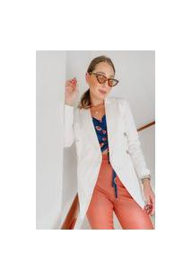 Blazer Vanibele Catania Off White