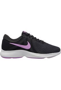 ... Tênis Nike Wmns Revolution 4 Feminino - Feminino-Preto+Rosa 7bca8d7815fcf