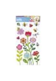 Adesivos De Parede Flores - Dellodecor