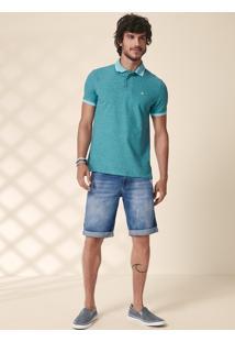 Camisa Polo Slim Adulto Enfim