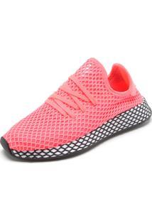 Tênis Adidas Originals Deerupt Runner Rosa