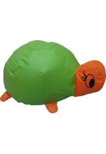 Puff Tartaruga Nobre Colorido Stay Puff