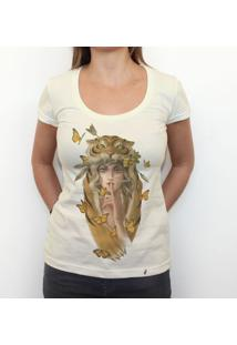 Miss Tigress - Camiseta Clássica Feminina