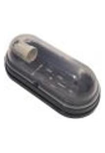 Arandela De Parede Uso Interno Ou Externo Luminária Preta