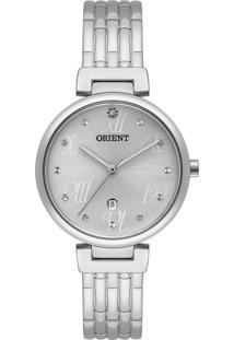 Relógio Orient Feminino Eternal Analógico Prata Fbss1153-S1Sx - Kanui