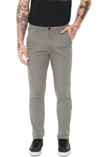 Calça Replay Chino Lisa Verde