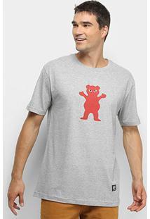 Camiseta Grizzly Pudwill Pro Bear Masculina - Masculino