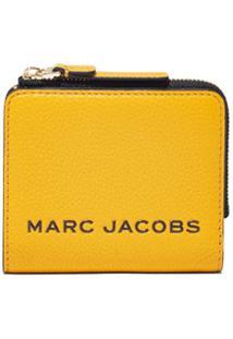 Marc Jacobs Carteira The Bold Mini - Amarelo
