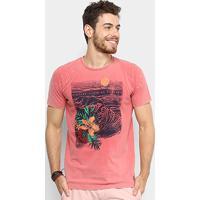 abb262df1 Camiseta Colcci Estampada Respingos Masculina - Masculino