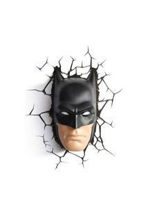 Luminária De Parede - 3D - Dc Comics - Batman - Beek Geeks