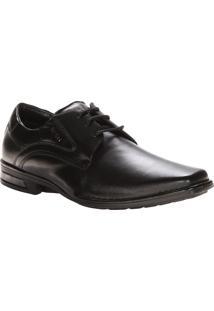 Sapato Social Ferracini Florença Preto Masculino 39