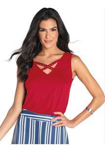Blusa Endless Vermelho