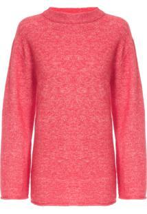 Blusa Feminina Wash - Vermelho