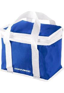 Bolsa Térmica Easy Pack M - Guepardo Azul - Kanui
