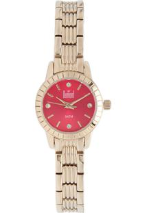 Relógio Dumont Du2035Lnr4T Dourado