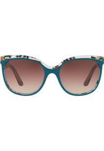 8e1259ec7 Óculos De Sol Degrade Verde feminino | Shoelover