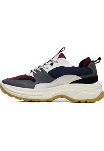 Tênis Casual Sneaker Ferracini Rio