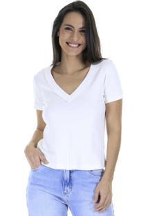 Camiseta Malha Lisa
