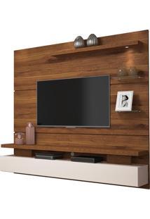 Home Suspenso Para Tv Até 65 Pol Dj Móveis Greco Rústico Terrara/Off