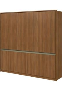 Guarda Roupa Urban New 6 Portas Rovere Naturale