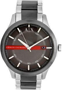 7c13a0147e6 ... Relógio Armani Exchange Ax24041Kn Prata