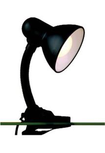 Luminária Versaty Garra De Aço E27 40W Pretabronzearte
