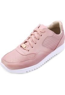 Tênis Facinelli Tratorado Mc18-52013 Pink