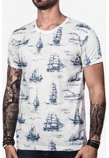 Camiseta Caravelas 100812