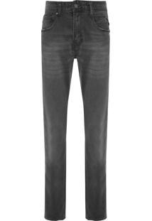 Calça Masculina Jeans Ronas - Cinza Escuro