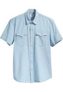 Camisa Jeans Levis Classic Modern Western - S