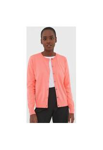 Cardigan Banana Republic Tricot Stretch Rosa
