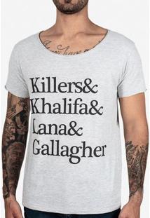 Camiseta Lineup 102734