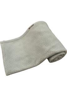 Cobertor Cuca Criativa Estampa Azul