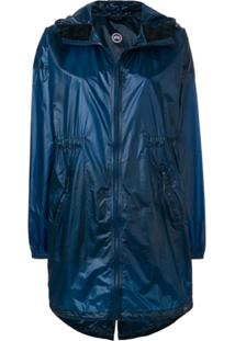 Canada Goose Rosewell Hooded Shell Jacket - Azul