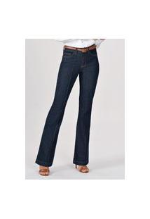 Calça Jeans Flare Eloine