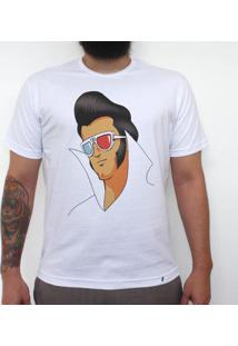 Elvis - Camiseta Clássica Masculina