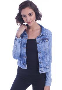 Jaqueta Jeans Long Island Flawless