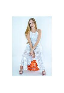 Vestido Longo Tricot Paloma - Glam Tricot