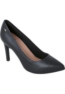 Sapato Dakota Preto Bico Fino