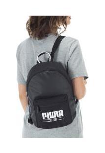 Mochila Puma Core Archive - Preto