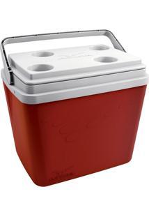 Caixa Térmica Invicta Pop 34 Litros - Cooler - Unissex