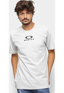 Camiseta Oakley Estampa Logo Bark New Masculina - Masculino