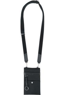 Want Les Essentiels Mccarran Cross Body Wallet - Preto