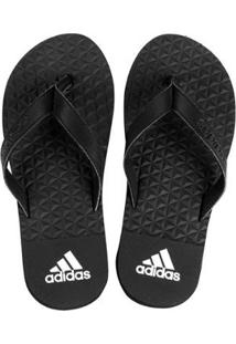 9d27f452d ... Chinelo Adidas Eezay Soft Masculino - Masculino-Preto+Branco