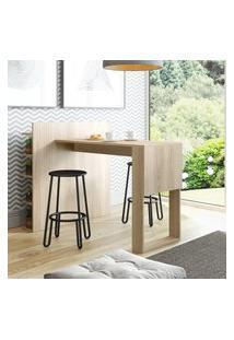 Mesa Aparador Com Painel Multiuso Smart Be Mobiliário