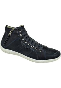 34e5262f9 Tênis Acolchoado Jeans masculino | El Hombre