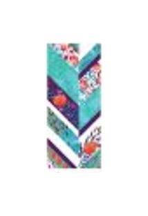 Adesivo Decorativo De Porta - Floral - Flores - 1190Cnpt
