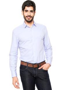 Camisa Wrangler Premium Roxa