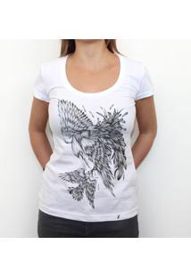 Ares De Março - Camiseta Clássica Feminina