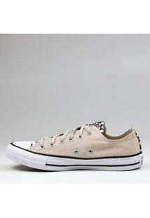 Tênis Converse All Star Chuck Taylor Feminino - Feminino-Bege